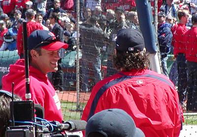 Red Sox, April 11, 2005