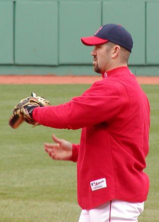 Red Sox, April 25, 2005