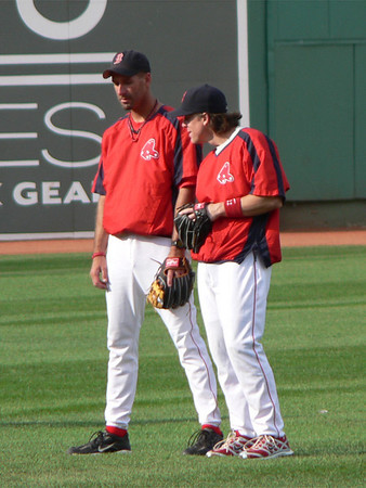 Red Sox, July 29, 2005