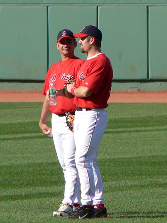 Red Sox, July 30, 2005