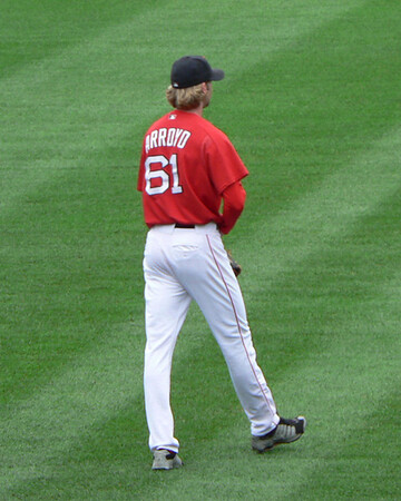 Red Sox, July 31, 2005