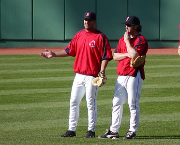 Red Sox, June 1, 2005