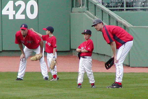 Red Sox, June 3, 2005