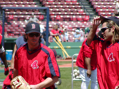 Red Sox, June 4, 2005
