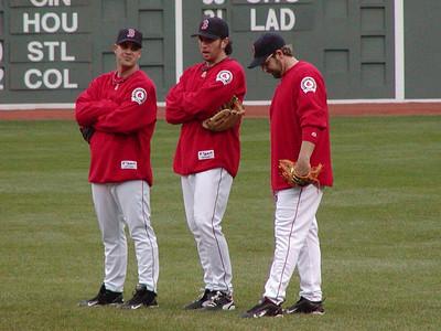 Red Sox, May 31, 2005