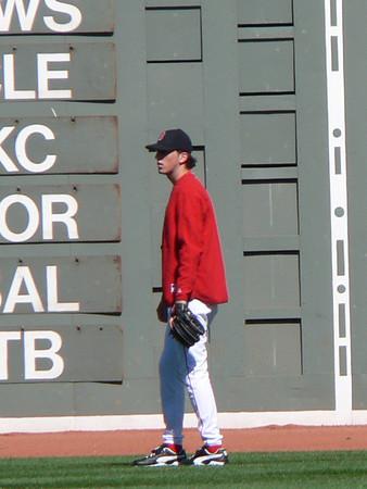 Red Sox, October 1, 2005