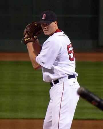 Red Sox, September 1, 2006