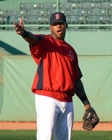 Red Sox, September 20, 2006