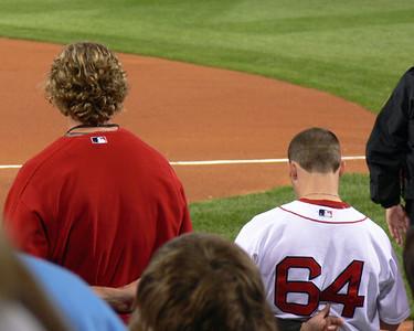 Red Sox, September 21, 2006