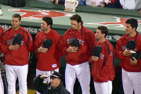 Red Sox, September 30, 2006