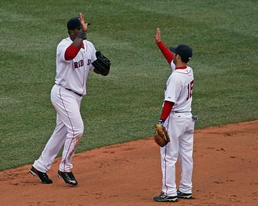 Red Sox, April 10, 2007