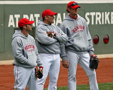 Red Sox, April 14, 2007