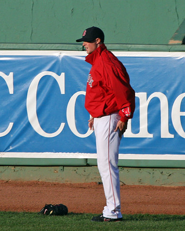 Red Sox, August 14, 2007