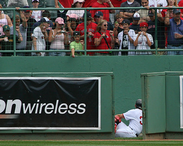 Red Sox, August 15, 2007