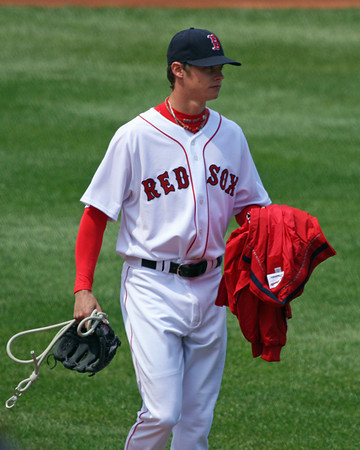 Red Sox, August 17, 2007