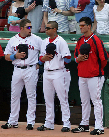 Red Sox, June 17, 2007
