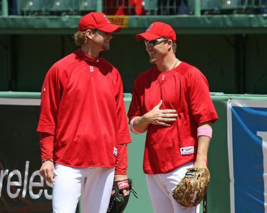 Red Sox, May 13, 2007