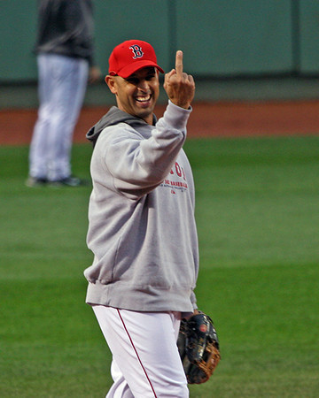 Red Sox, October 12, 2007