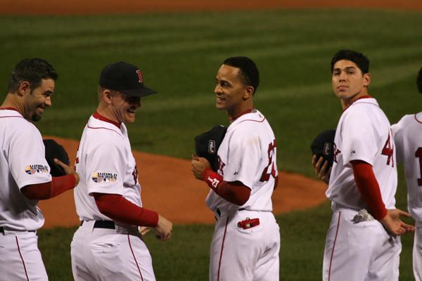 Red Sox, October 24, 2007