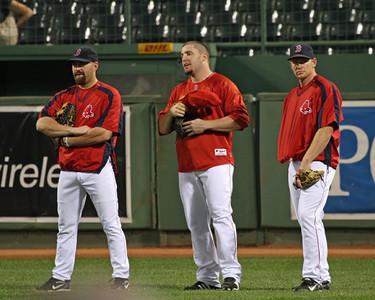 Red Sox, October 5, 2007