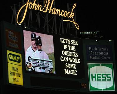 Red Sox, September 28, 2007