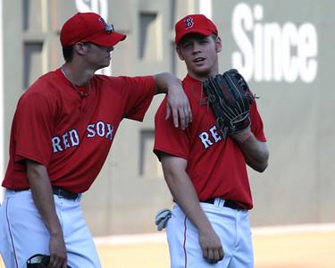 Red Sox, September 3, 2007