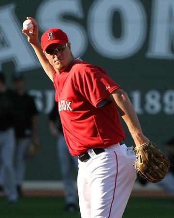 Red Sox, September 5, 2007