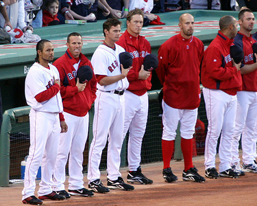 Red Sox, April 10, 2008