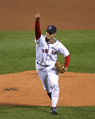 Red Sox, April 11, 2008