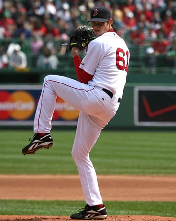 Red Sox, April 21, 2008