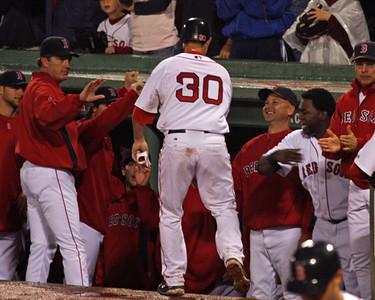 Red Sox, September 12, 2008