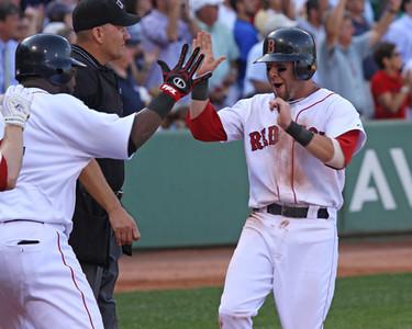 Red Sox, September 3, 2008