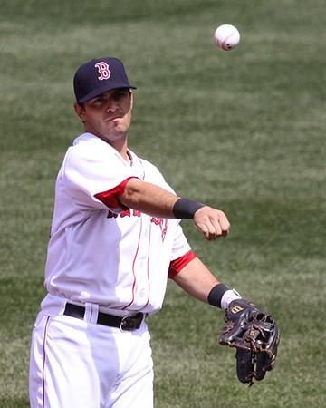Red Sox, April 22, 2009
