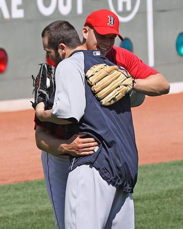 Red Sox, April 25, 2009