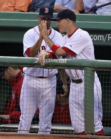 Red Sox, August 11, 2009