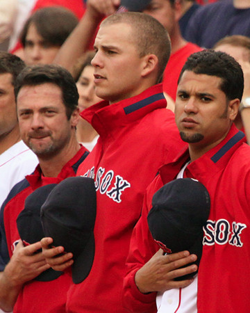 Red Sox, July 29, 2009