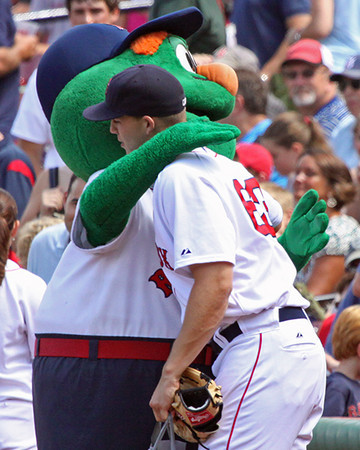 Red Sox, July 30, 2009