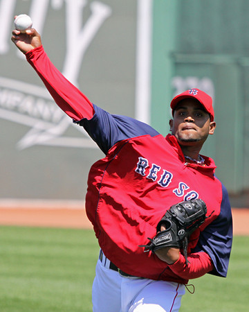 Red Sox, June 7, 2009