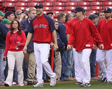 Red Sox, October 2, 2009