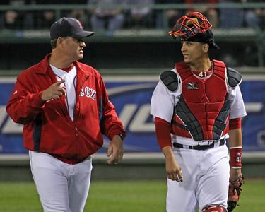 Red Sox, October 3, 2009