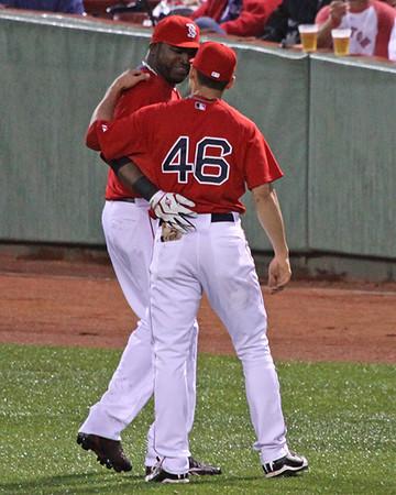 Red Sox, September 11, 2009