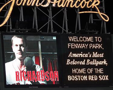 Red Sox, September 29, 2009