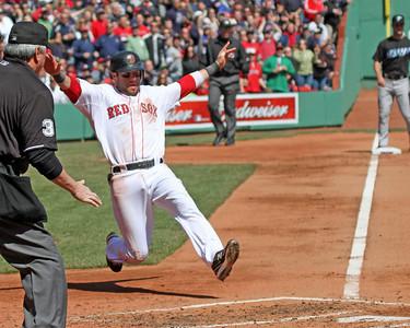 Red Sox, April 18, 2011
