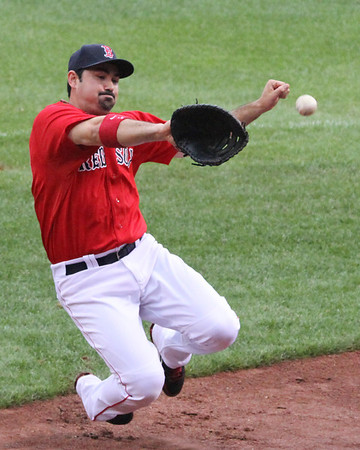 Red Sox, August 16, 2011