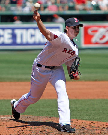Red Sox, July 10, 2011