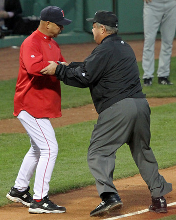 Red Sox, May 6, 2011