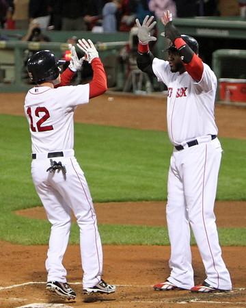 Red Sox, September 19, 2011