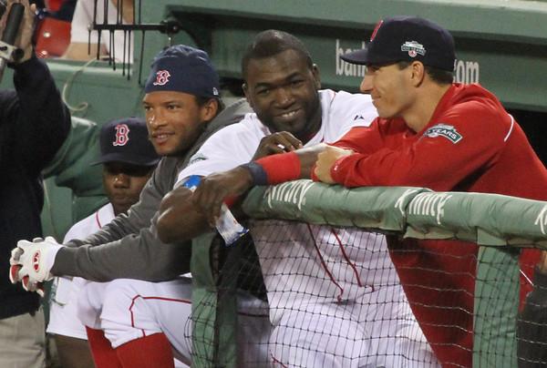 Red Sox, April 17, 2012