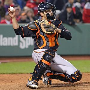 Red Sox, May 4, 2012
