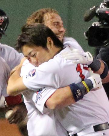 Red Sox, October 13, 2013